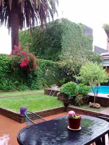 Habitación privada en Casona de San Fernando - San Fernando - Huis