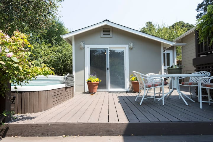 Mill Valley Guest House - Mill Valley - Bungalou