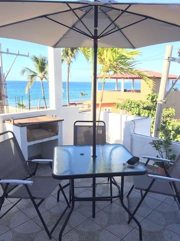 Ocean View Apartment La Peñita 5 (Brand new) - La Peñita de Jaltemba