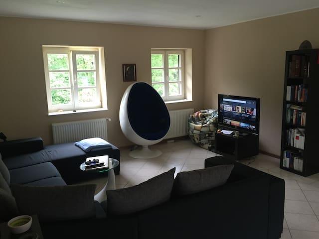 Room in spatious flat - Biwer - Квартира