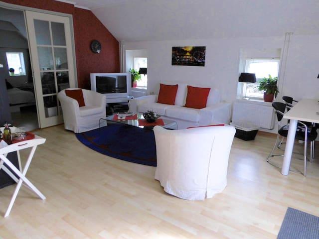 Comfortabel appartementje in de buurt van Assen - Taarlo - 公寓