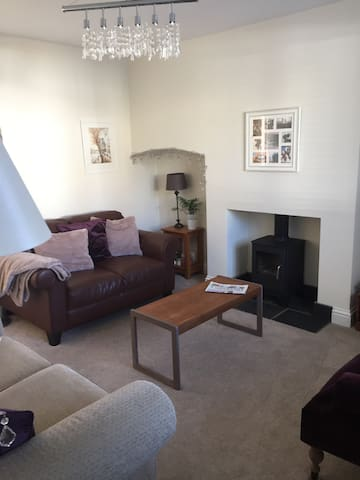 Lovely double with garden views - Northampton