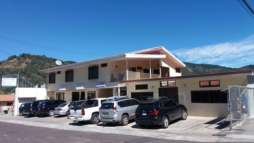 Hotel Valle Verde - Santa María, Dota, Provincia de San José, Costa Rica