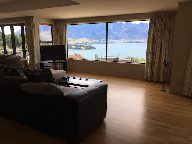 Lovely house with spectacular view - room 2 - Queenstown - Ev