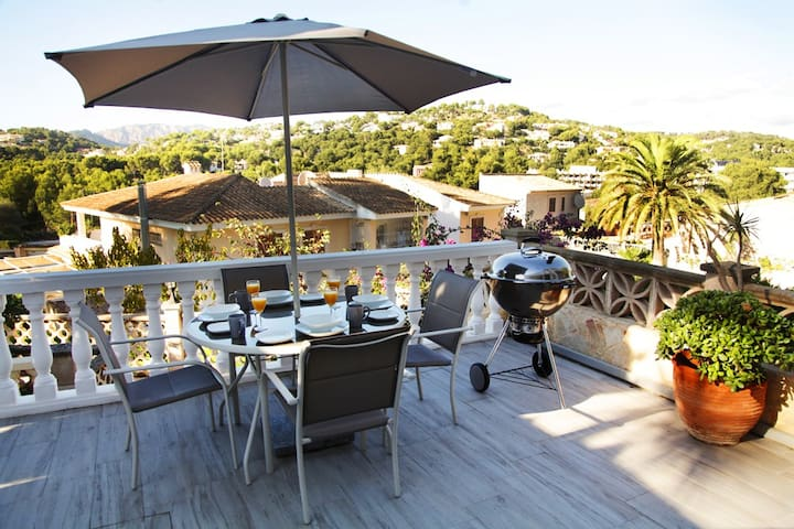 Luxury Apt for 1-6 nr Beach, Bars and Restaurants! - Santa Ponsa - Daire