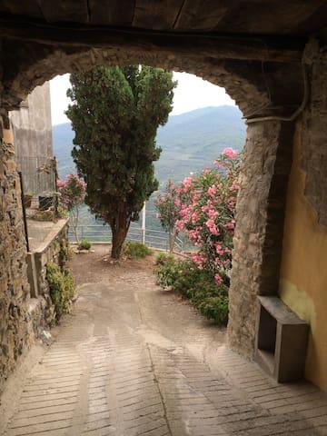 Apartment in medieval village of Chiusanico - Chiusanico