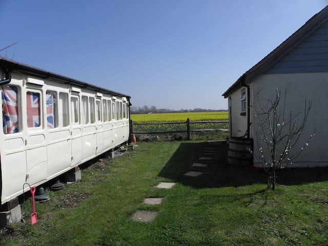 self contained Annexe - East Wittering