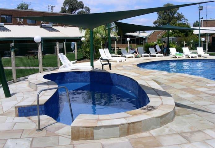 7 nts at Murray Valley Resort (MVR) - Yarrawonga