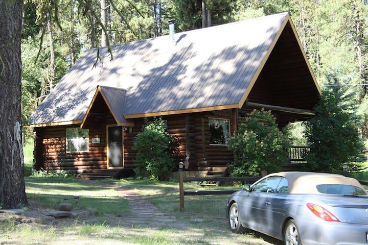 Pine Valley Lodge - Cascade - Cabaña