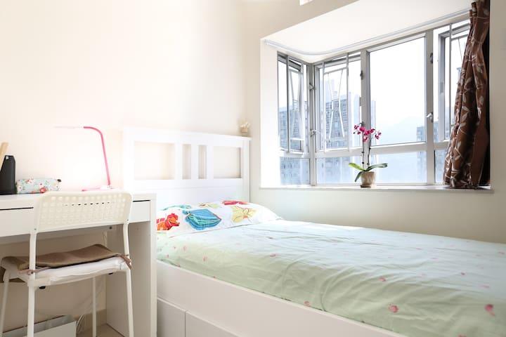 独立房间,沙田第一城 Apartment - Hong Kong - Daire