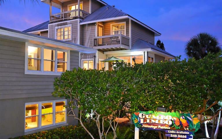 Siesta Key Beach - Royal Palm Suite - - Siesta Key - Şehir evi