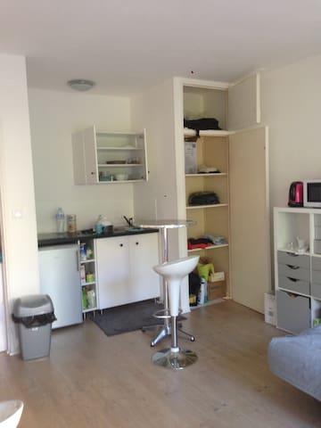 Studio - Fontenay-le-Fleury - Lägenhet