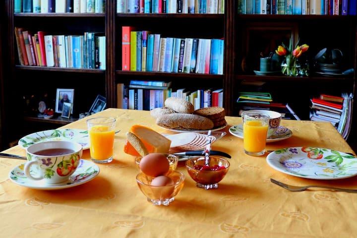 Mary's Bed & Breakfast in het groene Twente - Almelo - Hus
