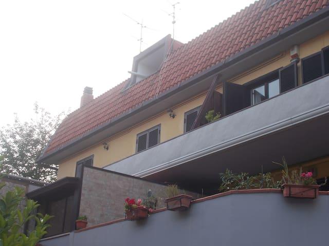 Casa alle pendici di Montevergine - Mercogliano - Appartement
