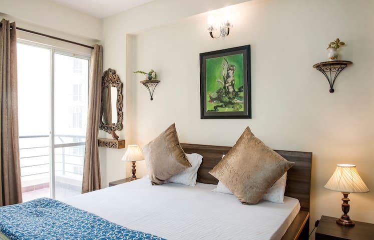 The Buddhayan Apartments 102 - Jaipur - Apartamento