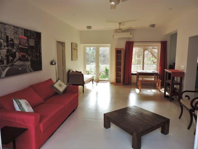 Luxury Apartment in the Heart of North Goa - Nerul - Apartamento