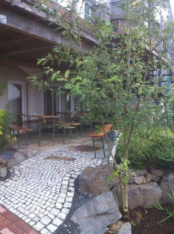Wohnung auf dem Land - Radevormwald