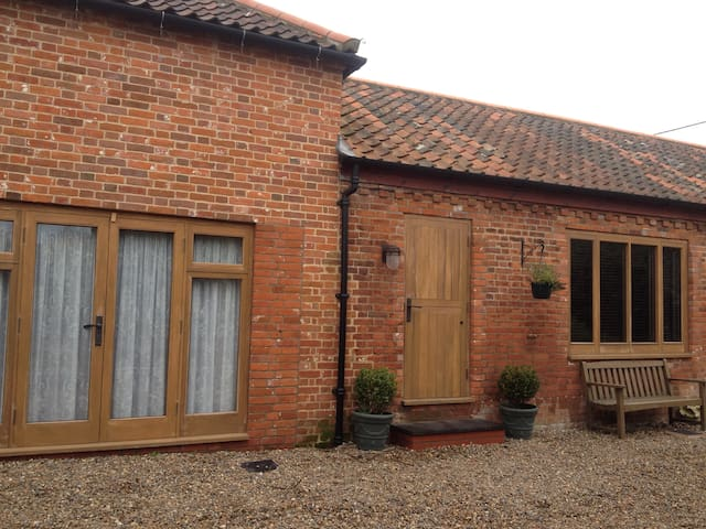The Barnhouse, Felmingham, Norfolk - North Walsham - Rumah