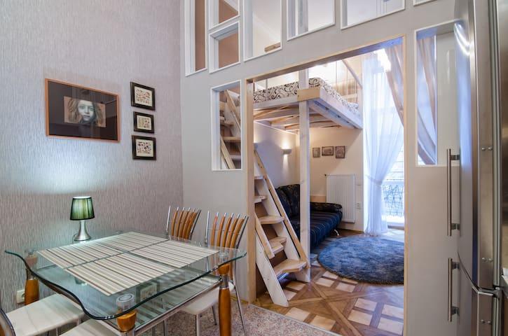 Уютная квартира в историческом центре - Lviv - Apartamento