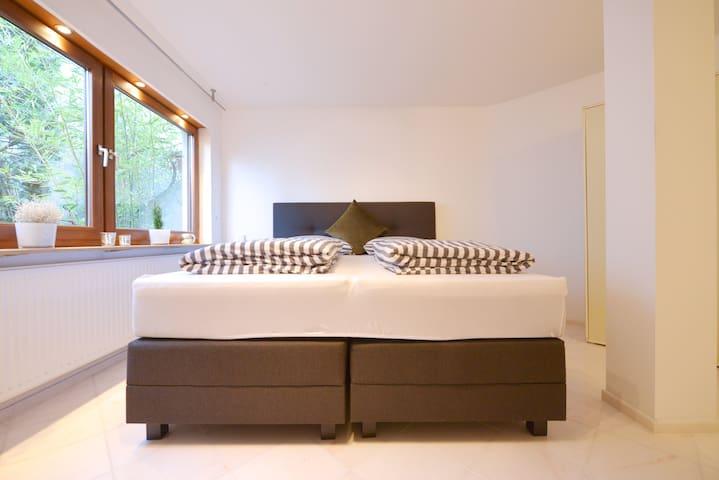 Gemütliche Ein-Zimmer-Wohnung - Stuttgart - Apartemen