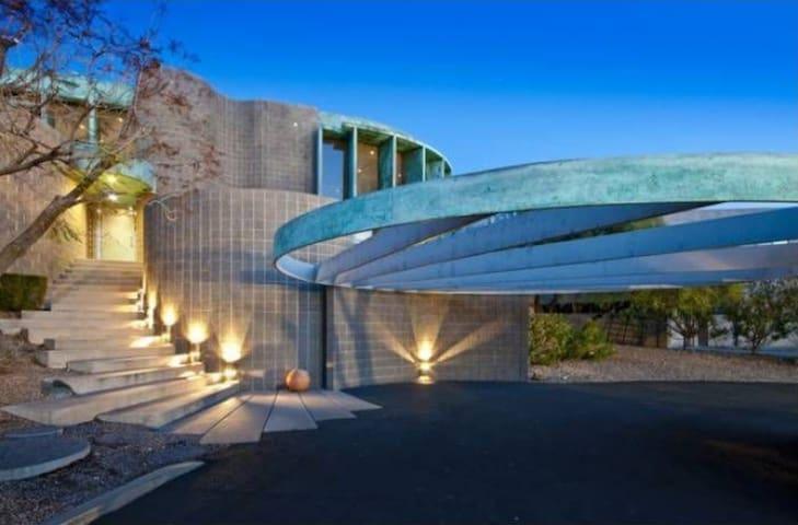 Architectural Dream Guest House - Phoenix - Maison