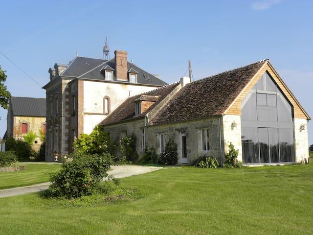 Domaine de la Rue - Saint-Léonard-des-Parcs - Pension