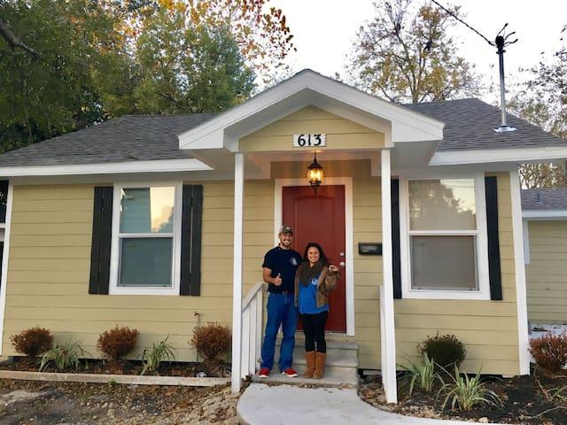 The Comfy Cottage - Lake Charles - Ev