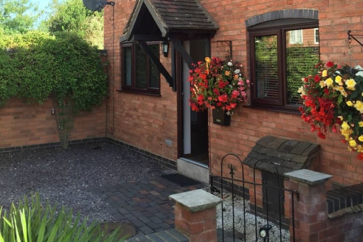 1 Bell Cottage, cosy cottage in a great location - Coleshill - Huis
