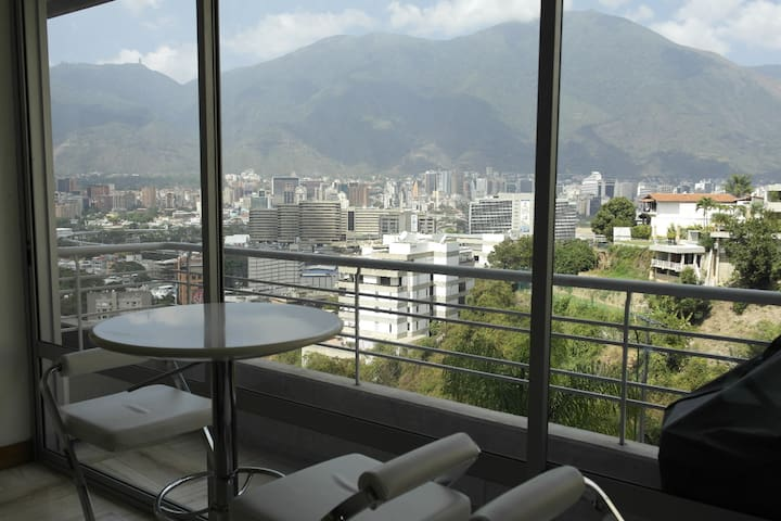 Luxury Apartment for rent in Caracas with security - Caracas - 公寓
