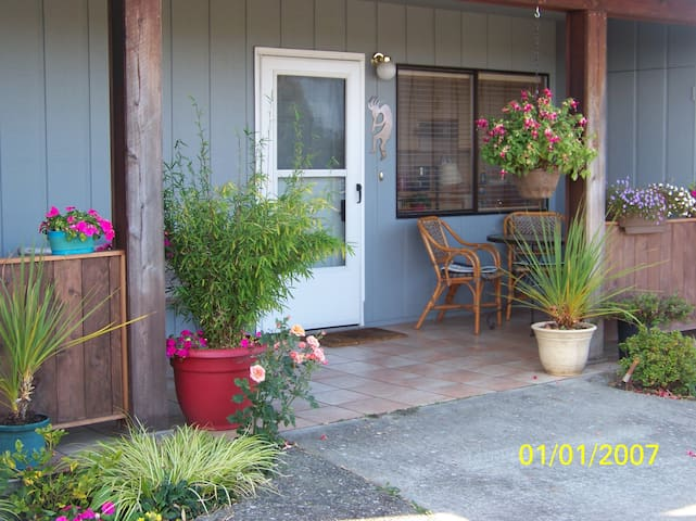 Strait View Self-Contained Suite - 安吉利斯港(Port Angeles)