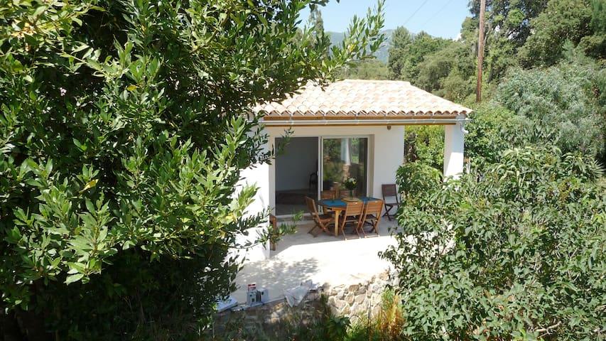 Petite maison type T2 en pleine campagne - Sarrola-Carcopino - Appartement