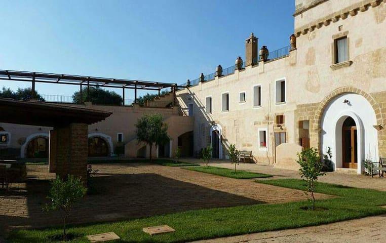 Masseria Alcaini - Provincia di Lecce - Naturstuga