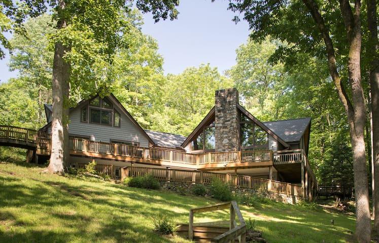 Sweet Virginia Blue Smith Mtn Lake - Moneta - Casa
