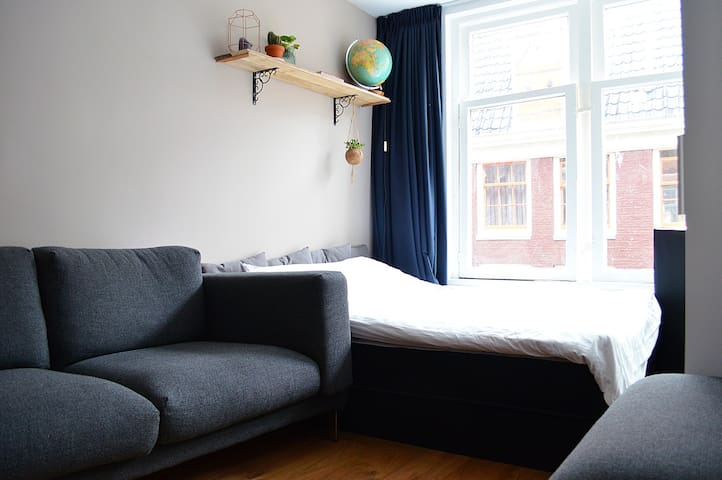Amazing 'Jordaan' studio in the City Centre! - Amsterdam - Apartment