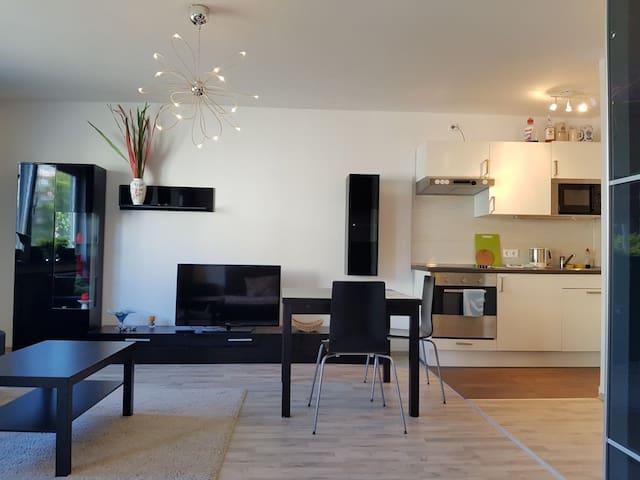 Sehr schöne moderne Wohnung Schwabing Zentral WLAN - Munich