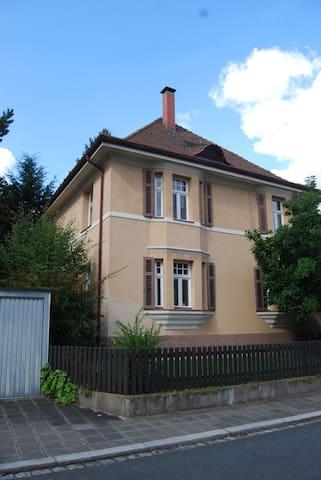 VILLA IM GRÜNEN - NÜRNBERG ERLENSTEGEN - Nürnberg - Huis