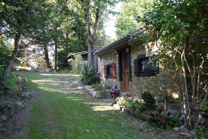 Cottage in Saint Benoit, Limoux, Southern France - Saint-Benoît - Ev