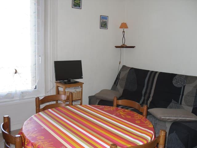 meublé pour 2 nuits, semaine, cure - La Bourboule