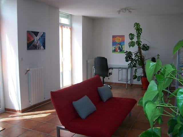 Appartement - Centre historique de Foix. - Foix - Lägenhet
