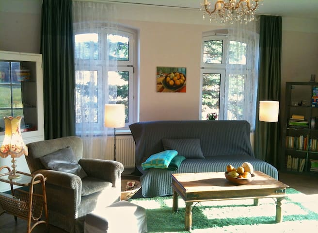Cosy Appartment + seperate Hayhotel - Pritzwalk - Daire