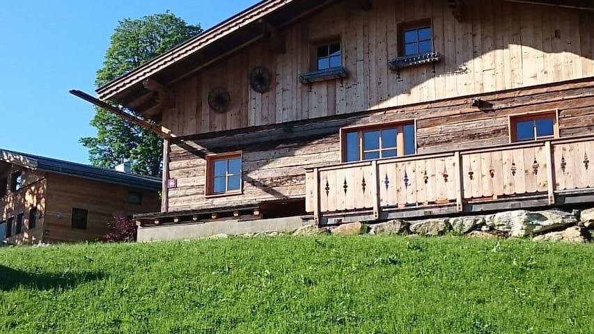 Tauernwelt-Chalet Hochkönigblick - Maria Alm - Alpstuga