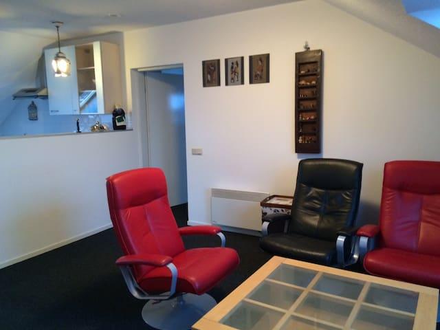 Nice apartment in the center of Lemmer. - Lemmer - Huoneisto