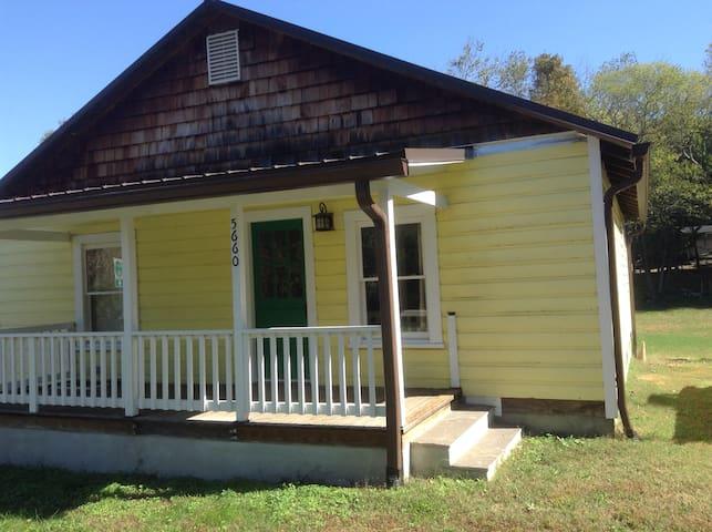 Yellow Mill House in Saxapahaw - Graham - Casa
