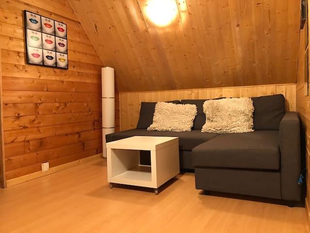 Appartement/maison proche de Bayeux - Magny-en-Bessin - Lägenhet