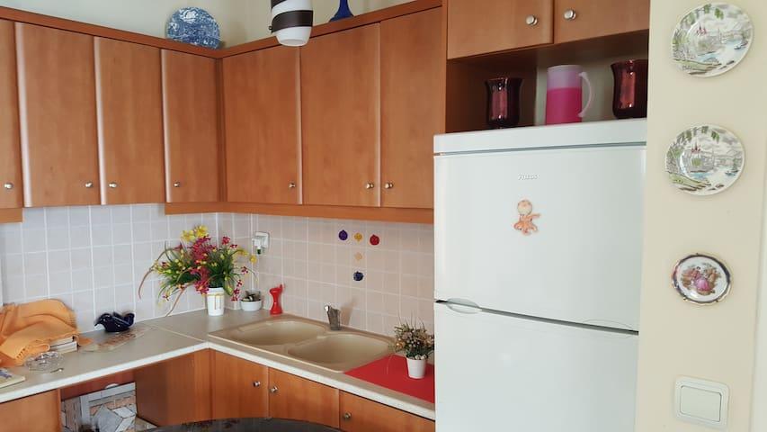 Seaside Apartment - Kato Almiri - Departamento