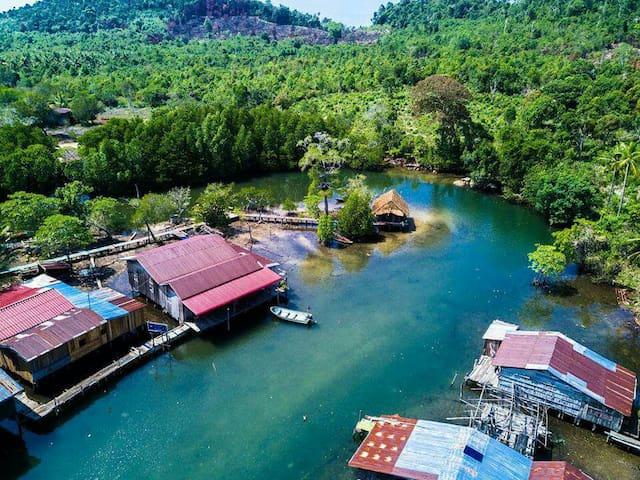 Preksway Eco-Tourism - Prek Sway - Hus