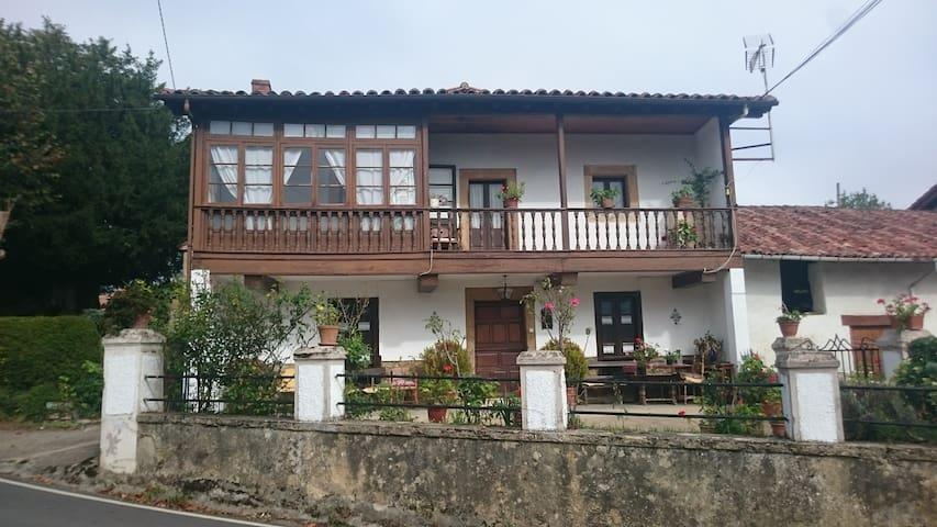 Casa de la capilla - Asturias - Huis