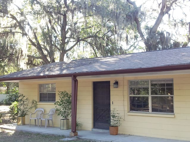 Private 2 Bedroom Apartment - New Port Richey - Daire