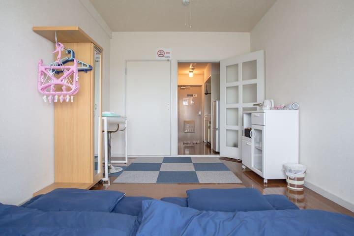 嵐山305 Free 3bicycles & wifi Near Arashiyama - Kyoto-city - Apartament