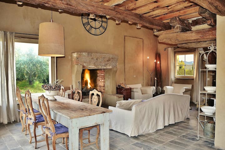 Tobacco Loft, your charming villa in Tuscany - Anghiari
